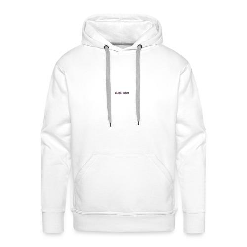do-logo-png - Mannen Premium hoodie
