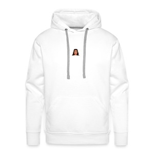 Bonneke Thirsty-ass - Mannen Premium hoodie