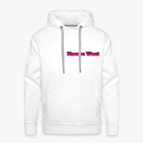 nawrewest - Sweat-shirt à capuche Premium pour hommes