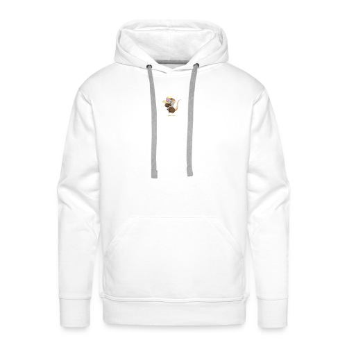 SakuraChan123 - Sweat-shirt à capuche Premium pour hommes
