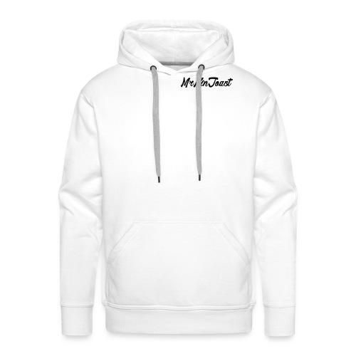 Mrkintoast Brush logo - Men's Premium Hoodie