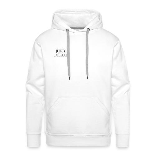 JUICY DELUXE - Mannen Premium hoodie