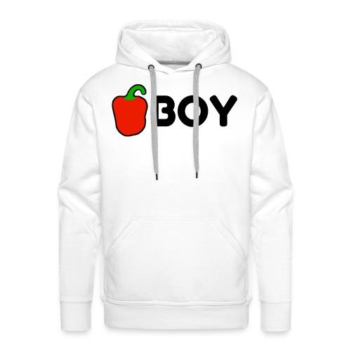 PaprikaBoy - Mannen Premium hoodie