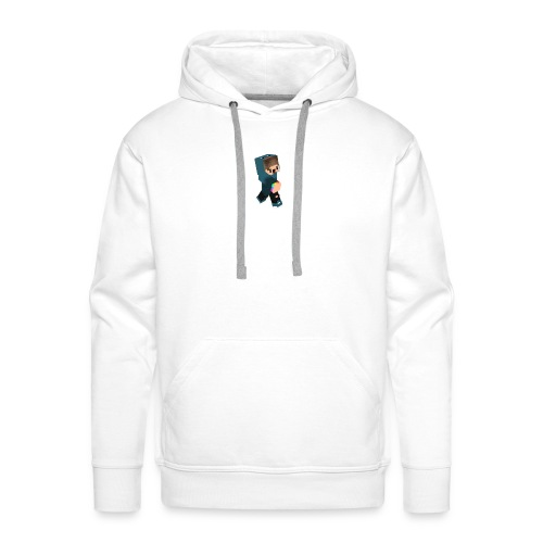 Minecraft designer - Männer Premium Hoodie