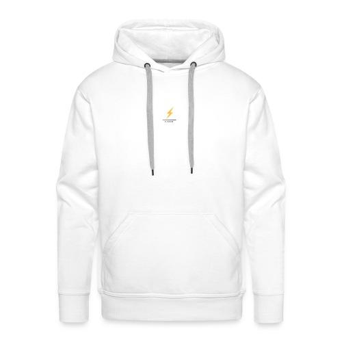 FS street - Sweat-shirt à capuche Premium pour hommes