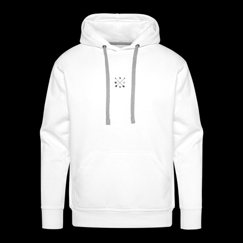 North south east west - Men's Premium Hoodie