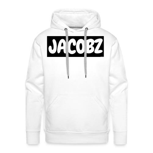 Jacobz Logo Design 1 - Men's Premium Hoodie