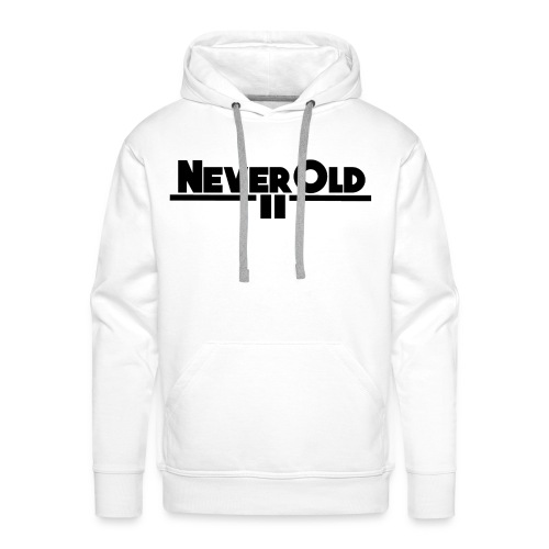 NeverOld Stylish - Premiumluvtröja herr