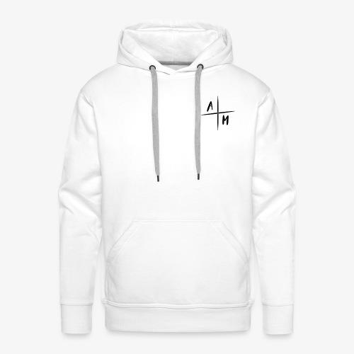 AltijdMitchell Cross Logo - Mannen Premium hoodie