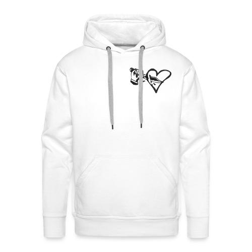 Trust - Sweat-shirt à capuche Premium pour hommes