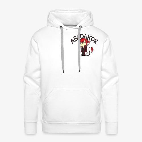 ABADAKOR - Sweat-shirt à capuche Premium pour hommes