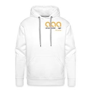 Aimer Aider Agir Fécamp - Sweat-shirt à capuche Premium pour hommes