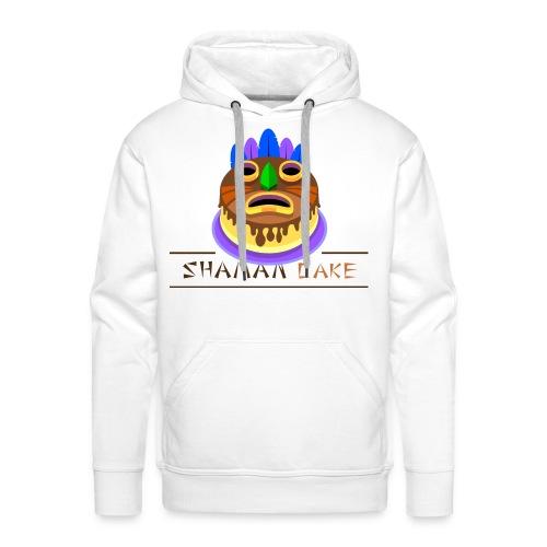 Shaman Cake Official - Felpa con cappuccio premium da uomo