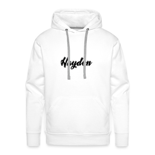 CLASSIC HAYDON DESIGN - Men's Premium Hoodie