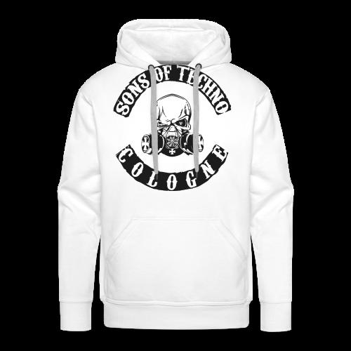 SOT Classic Black - Männer Premium Hoodie