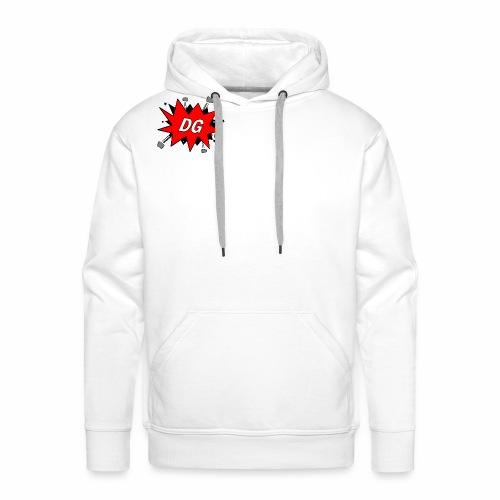 Dutchgamerz Merchandise 2017-2018 - Mannen Premium hoodie