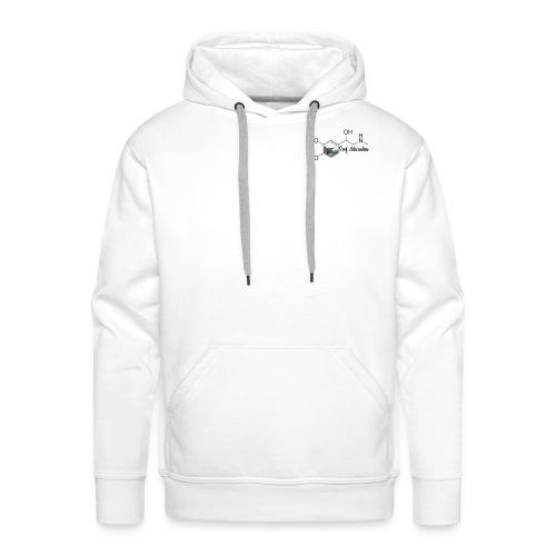 1er desing - Sweat-shirt à capuche Premium pour hommes
