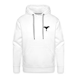 butt babe - Sweat-shirt à capuche Premium pour hommes