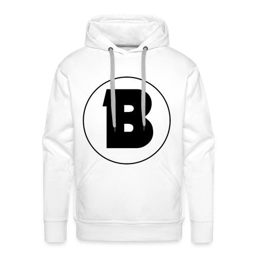 Blazer Logo von eurem Youtube - Männer Premium Hoodie