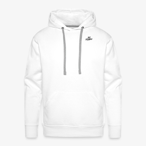 100 Thieves (White Collection) - Men's Premium Hoodie