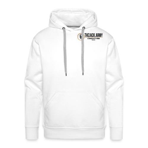 TJA Black - Men's Premium Hoodie