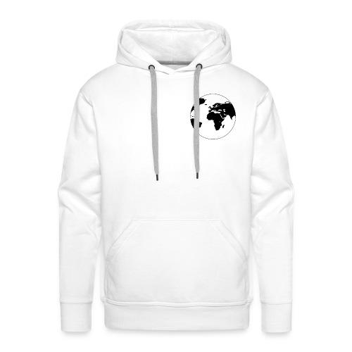 Cooles Design Erde - Männer Premium Hoodie