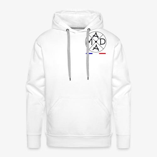 Mad Ardwar - Sweat-shirt à capuche Premium pour hommes