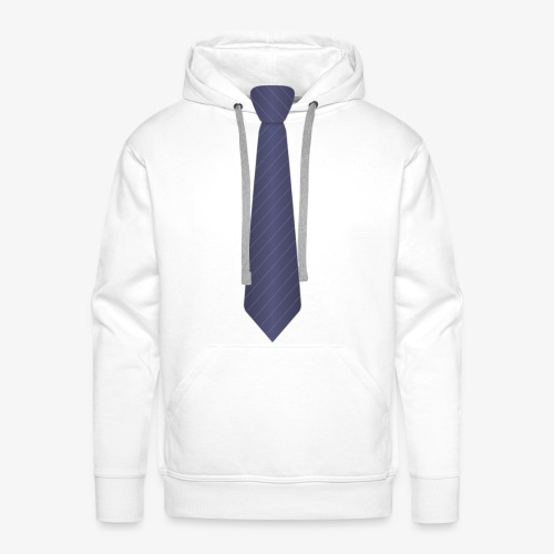 KRAWAT - Bluza męska Premium z kapturem