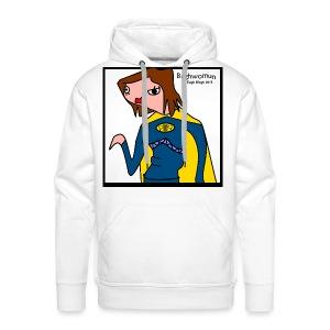 baghwomun - Mannen Premium hoodie