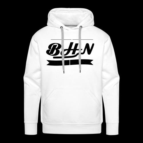BHN - Sweat-shirt à capuche Premium pour hommes