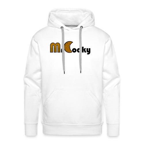 MrCooky Merch - Männer Premium Hoodie