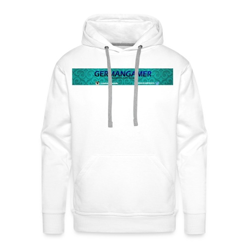 GERMANGAMER /NEW/ Collection - Männer Premium Hoodie
