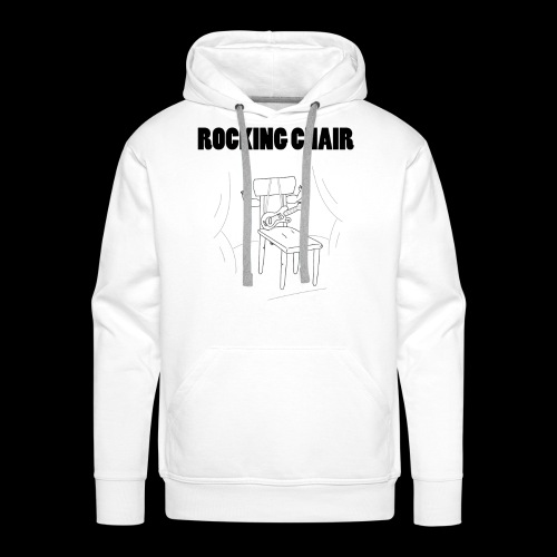 Rocking Chair - Men's Premium Hoodie