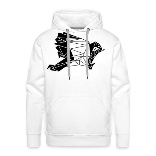 White Sparrow - Männer Premium Hoodie