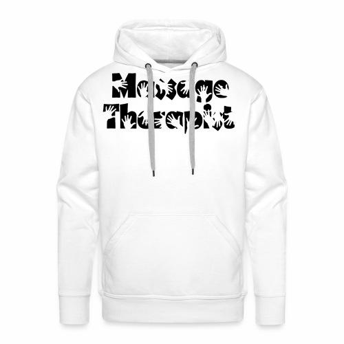 Massage Therapist - Männer Premium Hoodie