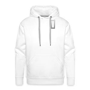 luciano logo clear - Mannen Premium hoodie