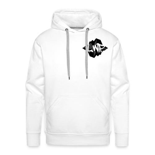 LogoWRAPP - Sweat-shirt à capuche Premium pour hommes