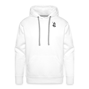Praying Hands - Männer Premium Hoodie