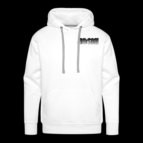 Joshi - Männer Premium Hoodie