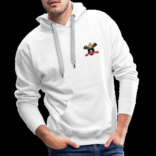 Team Elsass Racing - Sweat-shirt à capuche Premium pour hommes