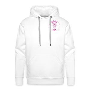 logo shs 2 - Sweat-shirt à capuche Premium pour hommes