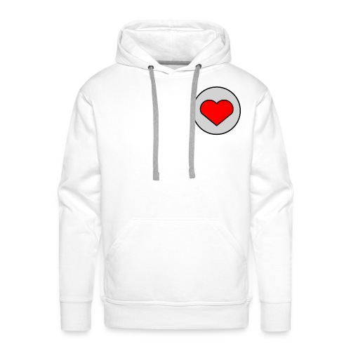 Robert Cœur - Sweat-shirt à capuche Premium pour hommes