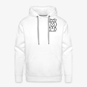MAX - Mannen Premium hoodie