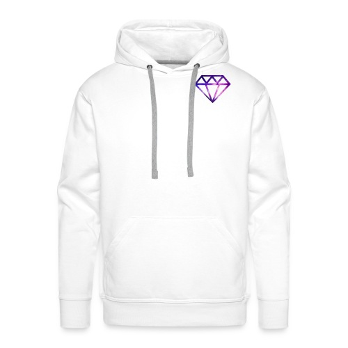 Galaxy Diamonds - Men's Premium Hoodie