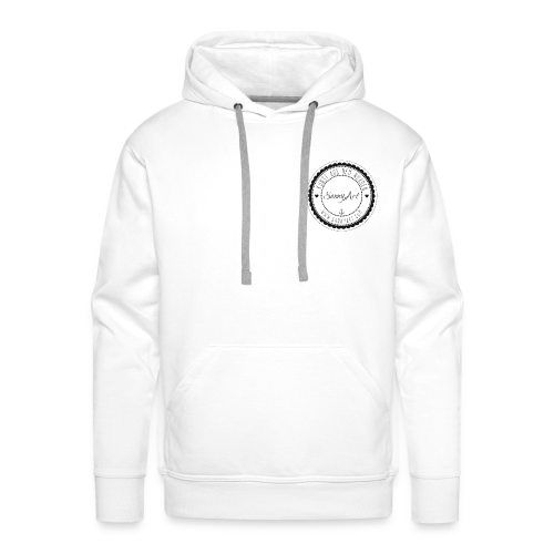 SannyArt Logo - Männer Premium Hoodie