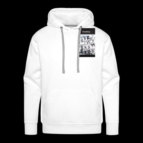 Everything - Sweat-shirt à capuche Premium pour hommes