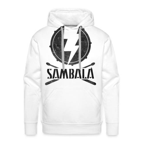 Batucada Sambala - Sudadera con capucha premium para hombre