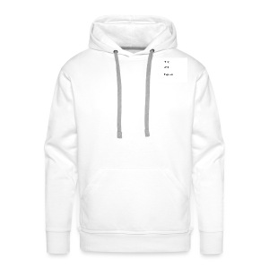 This Will Happen - Men's Premium Hoodie