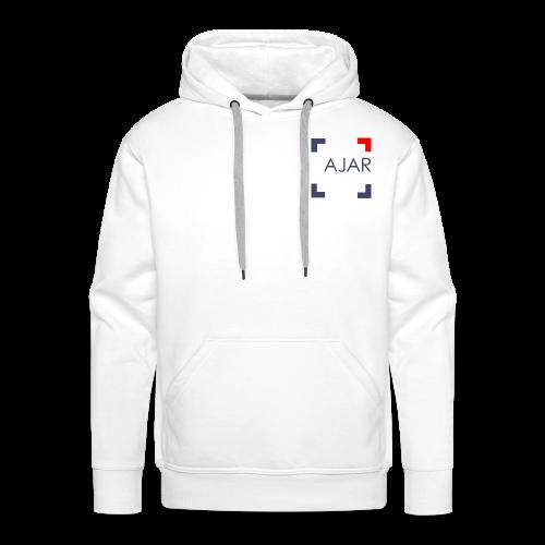 AJAR Logo - Sweat-shirt à capuche Premium pour hommes