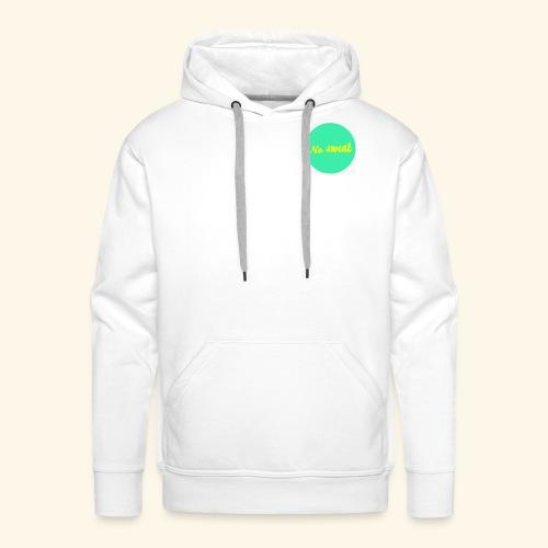 No Sweat - Sweat-shirt à capuche Premium pour hommes